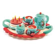 Fox´s party tea set