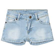 Evita denim shorts Light blue denim92 cm