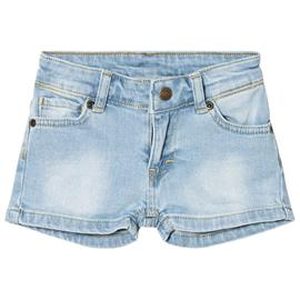 Evita denim shorts Light blue denim92 cm