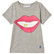 The Cool Tee Smile Heather Grey1-2 v