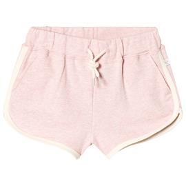 Ginger sweat shorts Pink dazzle110 cm