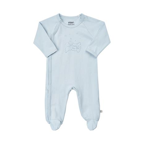 Pippi - Organic Nightsuit w. Foot