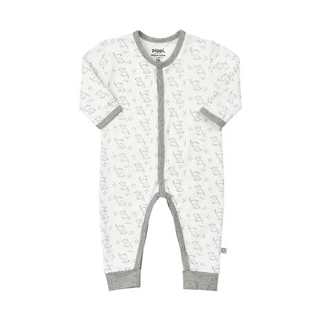 Pippi - Organic Jumpsuit AO-Printed