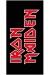 Iron Maiden Logo Pyyhe 150 x 75 cm