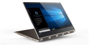 "Lenovo Yoga 920-13 80Y7008TMX (Core i5-8250U, 8 GB, 256 GB SSD, 13,9"", Win 10), kannettava tietokone"