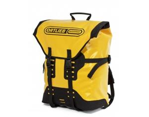 ORTLIEB TRANSPORTER all-round backpack sun yellow 50 l