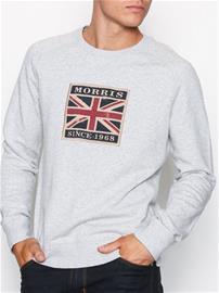 Morris Jack Sweatshirt Puserot Grey