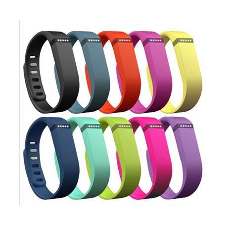 Fitbit Flex Kellon Tyylikäs Vara Ranneke Metalli Kiinnikkeil