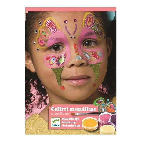 Djeco, Butterfly face paint
