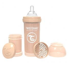 Twistshake, Nappflaska, Anti Kolik, 260 ml, Turkos