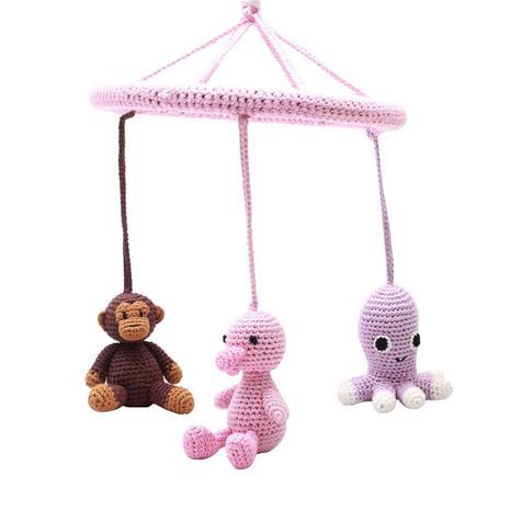 natureZOO, Mobile Duck, Monkey, Octopus