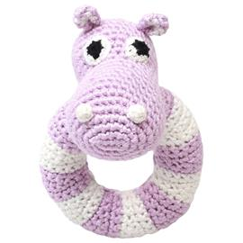 natureZOO, Round Rattle Lady Hippo