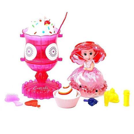 Cupcake Surprise, Cupcake Delights, Ice Cream Set