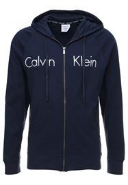 Calvin Klein Underwear FULL ZIP HOODIE Pyjamapaita blue