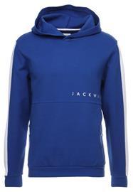 Jack Wills LANGLEY COLOUR BLOCK HOODIE Huppari blue