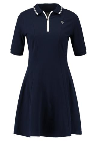 GStar RC POLO FLARE DRESS 1/2 SLV Vapaaajan mekko sartho blue