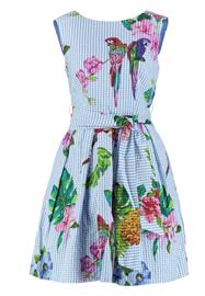 Derhy ALASKA Vapaaajan mekko bleu