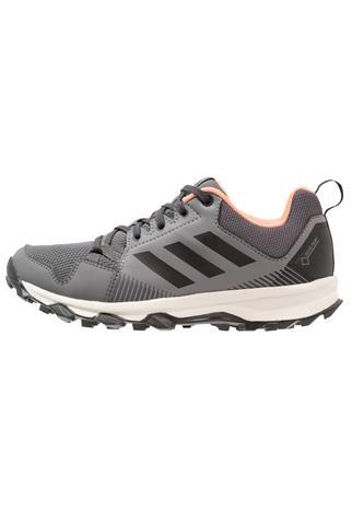 adidas Performance TERREX TRACEROCKER GTX W Vaelluskengät grey three/carbon/chalk coral