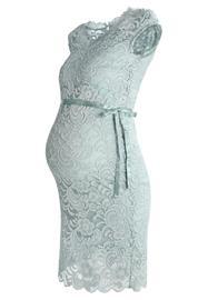 MAMALICIOUS MLNEWMIVANA DRESS Vapaaajan mekko blue haze
