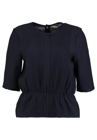And Less ELSIE BLOUSE Pusero deep well
