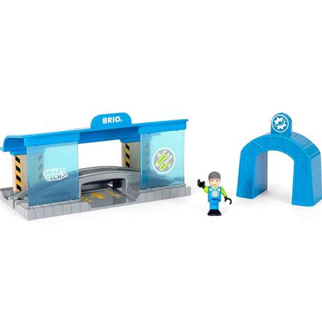 Brio World 33918, Smart Tech -korjaamo