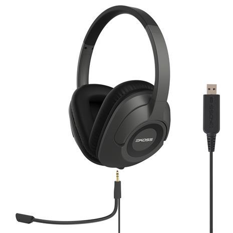 Koss SB42 USB, kuulokemikrofoni