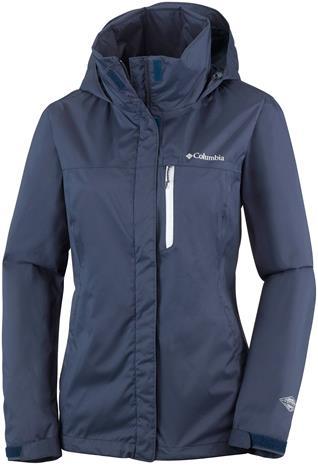 COLUMBIA Wmn Pouration Pw Jacket naisten ulkoilutakki