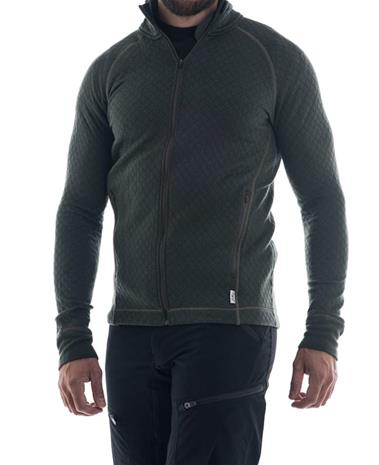 Lundhags Quilt Full Zip - Takki - Forest Green - XL