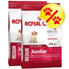 Royal Canin Size Medium-säästöpakkaus - 2 x 15 kg Medium Puppy