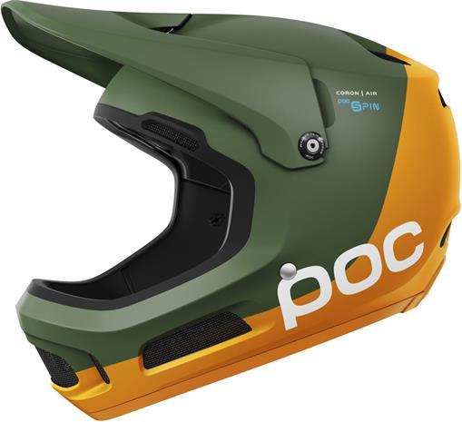 POC Coron Air Spin, dh/fullface-kypärä