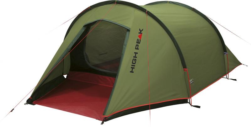 High Peak Kite 2 teltta , oliivi