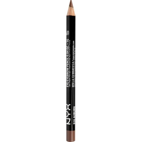 NYX Professional Makeup Slim Eye Pencil - SPE916 Auburn 1g