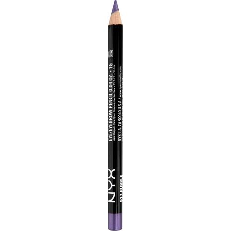NYX Professional Makeup Slim Eye Pencil - SPE917 Purple 1g