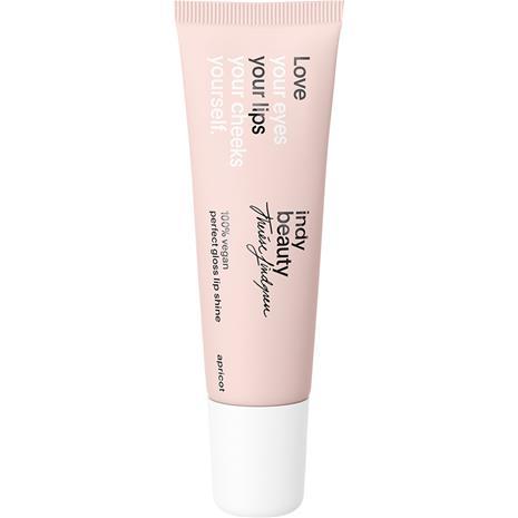 Indy Beauty Perfect Gloss Lip Shine - Apricot