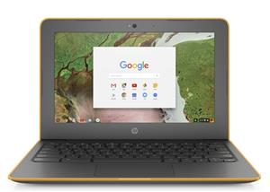 "HP ChromeBook 11 G6 3GJ81EA#UUW (N3350, 4 GB, 16 GB SSD, 11,6"", Chrome OS), kannettava tietokone"