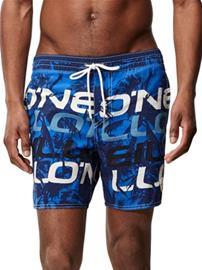 O'Neill Stacked Boardshorts blue aop Miehet