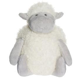 Teddykompaniet, Fluffies, Lamm, 23 cm
