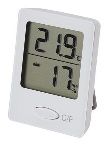 Suomen Lämpömittari 3040, lämpö- ja kosteusmittari