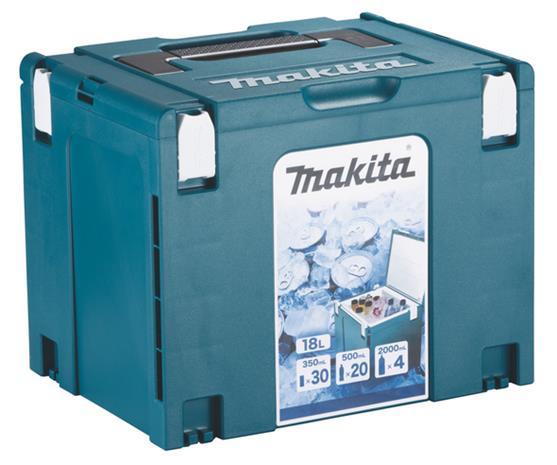 Makita Makpac nr. 4 (198253-4), kylmälaukku 18 L