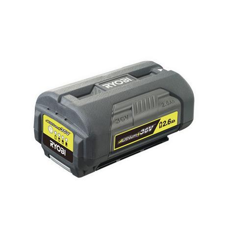 Ryobi BPL3626D (5133002772) 36V 2,6Ah Max Power Lithium+, työkaluakku