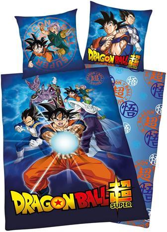 Dragon Ball Super Pussilakanasetti monivärinen