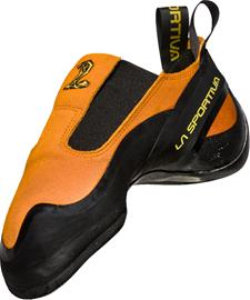 La Sportiva Cobra Miehet Kiipeilykengät , oranssi