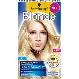 Schwarzkopf Blonde - L1 Intensive Lightener 158 ml