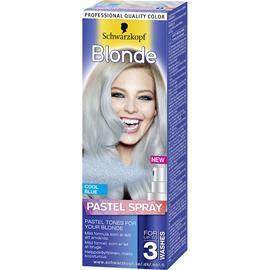 Schwarzkopf Blonde - Pastel Spray Cool Blue 125 ml