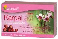 Valioravinto KarpaLact Strong 120 kaps.