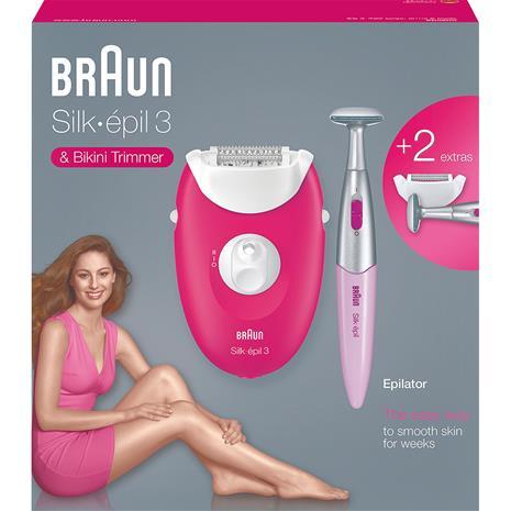 Braun Silk-épil 3 3-420, epilaattori