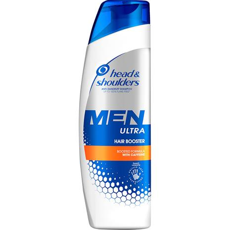 head & shoulders Hair Booster - Shampoo 225 ml