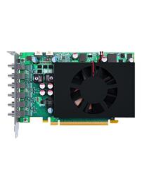 Matrox C680-E2GBF 4 GB, PCI-E, näytönohjain