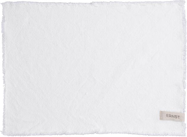 ERNST Pöytätabletti 35x48 cm Valkoinen