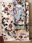 Kudottu matto 'Fleur' Essenza Roosa51021/00X